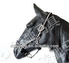 Decorative Deluxe Halter horse bridle horse cage set leading horse JC5D2707
