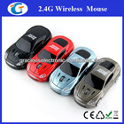 Classic racing car mouse/wireless car mouse/ 2.4Ghz optical mouse
