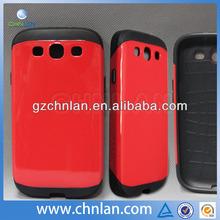 Special design ultra slim armor case for Samsung Galaxy s3