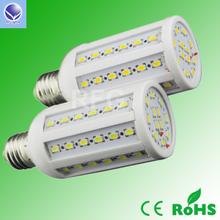 good price and high quality 44 smd 5050 led corn light bulb e27 8w