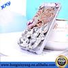phone case decoration rhinestone beads, bling bling rhinestone case For iphone 5 5s