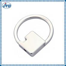 metal custom converse handcuff keychain
