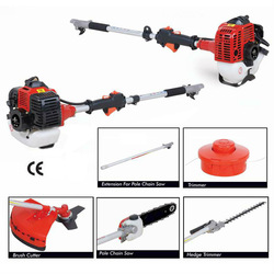 43cc 2-Stroke Side Attached Gasoline Brush Cutter with 1E40F-5 Engine (BC430S) echo gas hedge trimmer