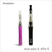 2014 latest invention big battery mod e-cigarette eGo-S & Mini eGo-S electronic cigarette walmart