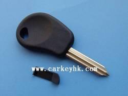 car Citroen transponder key cover no logo key blanks wholesale