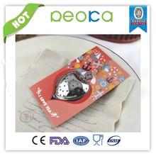 wholesale tea infuser silicone factory design