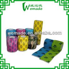 Natural Rubber Best Offer & Super Sticky Human/ Animal/ Pet/ Vet/ Horse Elastic Bandage Printed!!!