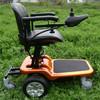 Folding / hand brake/lightweight portable disabled wheelchair