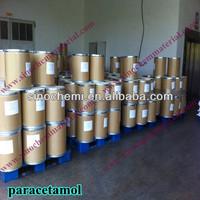 MOQ 1KG paracetamol manufacturers made in china