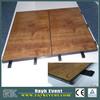 outdoor garden Portable plastic Dance Flooring plastic floor tiles