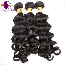 raw material human hair yaki pony hair braiding hair braids