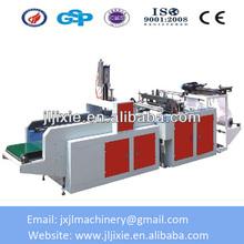 ZW-2R600 Automatic Heat-sealing & Heat-cutting T-shirt Bag Making Machine