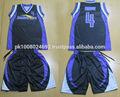 sublimada personalizar los uniformes del baloncesto para las mujeres