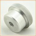 Personalizado- hechos oem de precisión cnc de aluminiointerior kurling tornillo mecanizado de procesamiento
