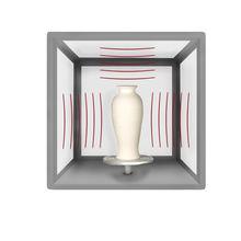eco electric far infrared drying mini spray box