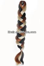 2014 Top quality hot sale yaki pony hair braiding hair braids kanekalon braid