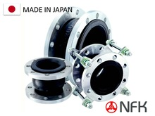 flange type expansion rubber joint for plumbing made in japan