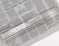 2 escalas de plástico transparente 30cm logotipo personalizado bar lupa régua