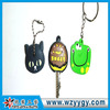 Silicone PVC customized eco promtional rubber key covers