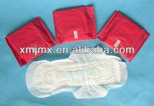 Disposable hot sex film girl sanitary pads