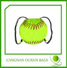 new design polyester baseball drawstring bag