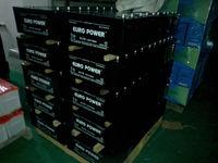 super quality duty heavy car battery N170 67018 12V170AH truck battery