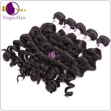 hot sale tangle free soft touching Human hair for micro braids human hair remy micro braiding hair