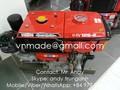 محرك الديزل hp 12.5