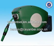 Garden hose auto retractable,adjustable plastic garden hose nozzle H302 -1