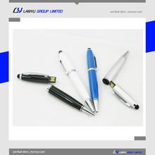 touch pen usb flash drive 8gb 4gb ,custom stylus usb touch pen, corporate gifts usb pen