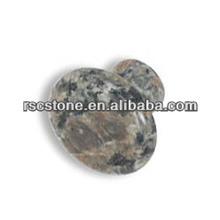 granite knob Big Mushroom-Poly Chrome for kitchen and bathroom