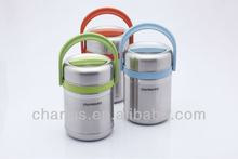 Safe Heat Retaining Stainless Steel Food Carrier