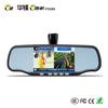 gps navigation+parking sensor+bluetooth+radar detector rear view mirror monitor with car dvr
