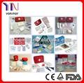 quirúrgica kit de primeros auxilios suministros