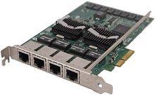 PRO/1000 PT EXP19404PTBLK Quad Port PCIe Gigabit Ethernet Server Adapter