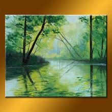 Wholesale Handmade Famous Acrylic Painting Artists