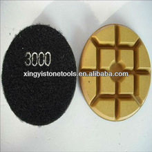 granite wet sanding disc to remove rought surface XY-088-4B