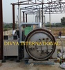 Small scale industry tyre pyrolysis plant