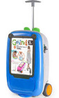 BenBat GoVinci Look What I Made Trolley Bag Color: Blue