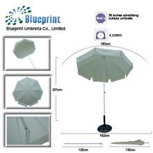garden sun white fabric umbrella manufacturer commercial patio umbrellas