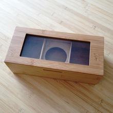 Bamboo Jewelry Gift Box