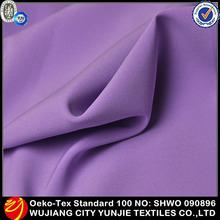 High Quality Fashion Polyester/Spandex Stretch Fabric