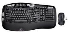 Logitech MK550 Wireless Wave Keyboard and Mouse