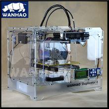 2014 più venduti metallico della stampante 3d per la vendita