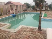 prefabricated swimming pool