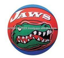 Cheap Basket Ball Good Quality Rubber