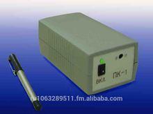 Portable air sample compressor
