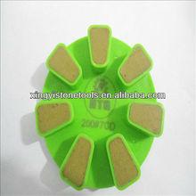 More cheaper dry power tools for polishing pads HTG-7CD