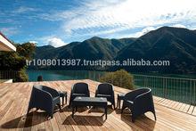 Cafe&Restaurant Outdoor Furniture Sets (REZZEDESIGN)