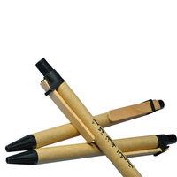 2014 Cheap Wholesale Environmental Pen Wood Ballpoint Pen